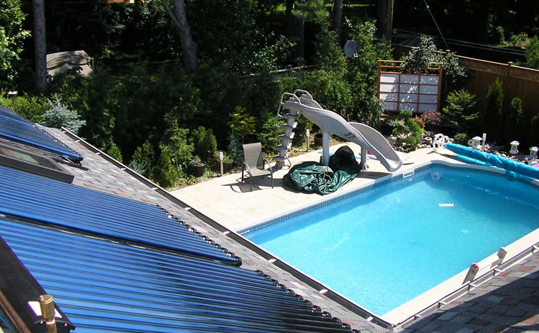 Solar-Pool-Heating