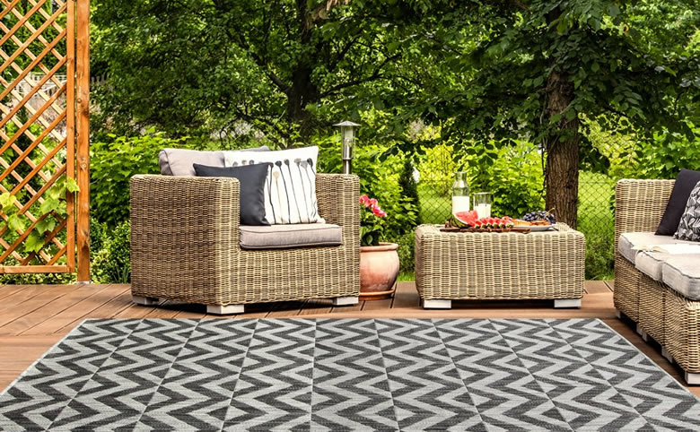 Outdoor Modern Rugs Melbourne